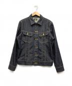 LEE()の古着「デニムジャケット」|インディゴ