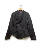 DAMIR DOMA(ダミールドーマ)の古着「ジャケット」|ブラック