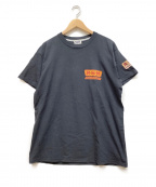 Pherrow's(フェローズ)の古着「Tシャツ」|ネイビー