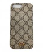GUCCI(グッチ)の古着「iPhoneケース」|グレー