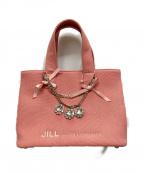 JILL STUART(ジルスチュアート)の古着「ミニトートバッグ」|ピンク