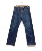 TED COMPANY(テッドカンパニー)の古着「デニムパンツ」|インディゴ