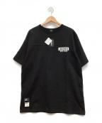 AVIREX(アヴィレックス)の古着「Tシャツ」|ブラック