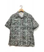 ()の古着「アロハシャツ」|グリーン