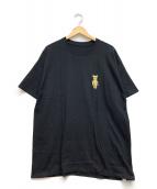 ()の古着「Tシャツ」 ブラック