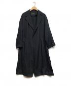 SIMPLICITE(シンプリシテェ)の古着「コート」|ブラック