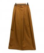 STEVEN ALAN()の古着「スカート」|ブラウン