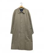 BURBERRY LONDON(バーバリー ロンドン)の古着「ステンカラーコート」|カーキ