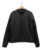 ()の古着「中綿ジャケット」|ブラック