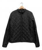 GUESS(ゲス)の古着「中綿ジャケット」|ブラック