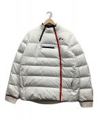 ()の古着「ダウンジャケット」|ホワイト