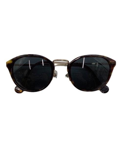 VIKTOR&ROLF(ヴィクター&ロルフ)VIKTOR&ROLF (ヴィクター&ロルフ) サングラス ブラウンの古着・服飾アイテム