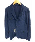 JOSEPH HOMME(ジョセフ オム)の古着「テーラードジャケット」 ブルー
