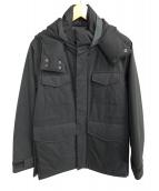MR.OLIVE(ミスターオリーブ)の古着「ダウンジャケット」 ブラック