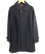 ETONNE(エトネ)の古着「ロングコート」|ネイビー