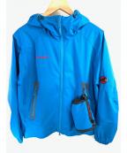 MAMMUT(マムート)の古着「ライトスピードジャケット」 ブルー