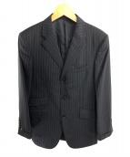 BURBERRY BLACK LABEL(バーバリーブラックレーベル)の古着「3Bスーツ」|ブラック
