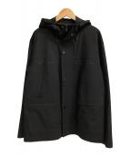 ()の古着「ナイロンジャケット」|ブラック