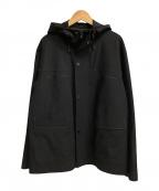JOSEPH HOMME(ジョゼフ オム)の古着「ナイロンジャケット」 ブラック