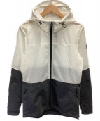 UNDER ARMOUR(アンダーアーマー)の古着「ナイロンパーカー」|ホワイト