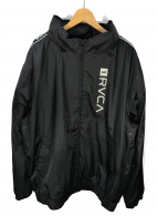 RVCA AZUL by MOUSSY official Limited item(ルーカ&アズール バイ マウジー オフィシャルリミテッドアイテム)の古着「ジャケット」|ブラック
