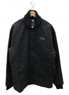 NEW BALANCE×Dehen(ニューバランス×ディーエン)の古着「ウールジャケット」|ブラック