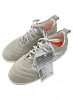 adidas(アディダス)の古着「フットサルシューズ」 ベージュ