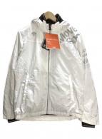 ()の古着「ナイロンパーカー」|ホワイト