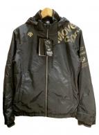 ()の古着「ナイロンパーカー」|ブラック