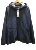 ()の古着「MID パッカブル 2レイヤージャケット」|ネイビー