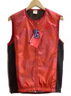le coq sportif(ルコック・スポルティフ)の古着「パディングベスト」|レッド