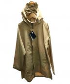 le coq sportif(ルコックスポルティフ)の古着「ジップパーカー」|ベージュ