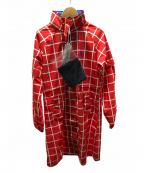 le coq sportif(ルコックスポルティフ)の古着「レインコート」|レッド