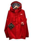 THE NORTH FACE(ザノースフェイス)の古着「ALL MOUNTAIN JAKCKET」|レッド