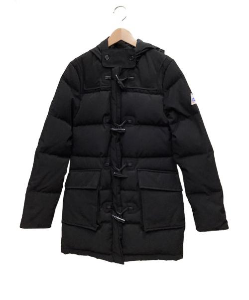 CAPE HEIGHTS(ケープハイツ)CAPE HEIGHTS (ケープハイツ) DALMENY ダッフルダウンコート ブラック サイズ:Sの古着・服飾アイテム