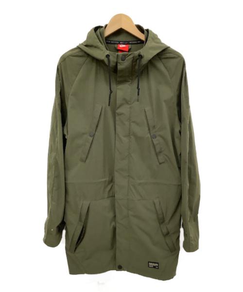 NIKE(ナイキ)NIKE (ナイキ) パーカージャケット オリーブ サイズ:Lの古着・服飾アイテム