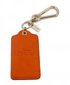 COACH(コーチ)の古着「チャーム」|オレンジ