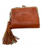 DAKOTA(ダコタ)の古着「2つ折り財布」|ブラウン