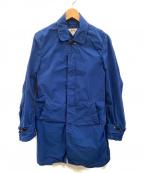 RHC Ron Herman()の古着「ナイロンステンカラーコート」 ブルー
