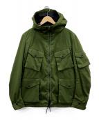 narifuri(ナリフリ)の古着「フィールドジャケット」|オリーブ