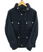narifuri(ナリフリ)の古着「カリテタクティカルストレージジャケット」|ネイビー