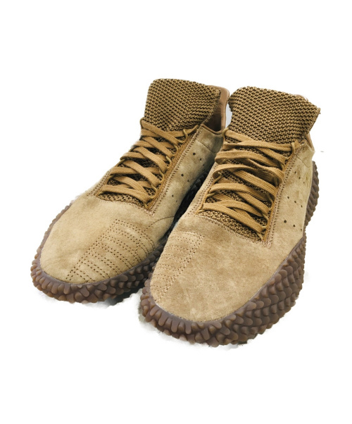 adidas(アディダス)adidas (アディダス) スニーカー ブラウン サイズ:27.5cm B96522の古着・服飾アイテム
