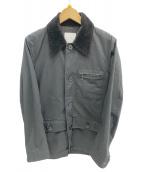 WACKO MARIA(ワコマリア)の古着「オイルドクロスジャケット」|ブラック