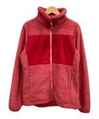 ()の古着「ネルモジャケット」|ピンク