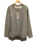 Casely-Hayford(ケイスリーヘイフォード)の古着「スウェット」|グレー