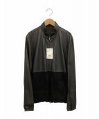 ()の古着「ラムレザージャケット」 ブラック