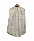 ()の古着「長袖シャツ」 ホワイト