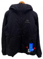 ARCTERYX(アークテリクス)の古着「中綿ジャケット」|ブラック
