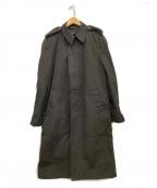 US NAVY(ユーエスネイビー)の古着「オールウェザーコート」|ブラック