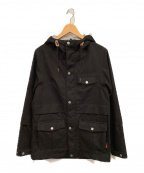 POLeR(ポーラー)の古着「マウンテンパーカー」 ブラック